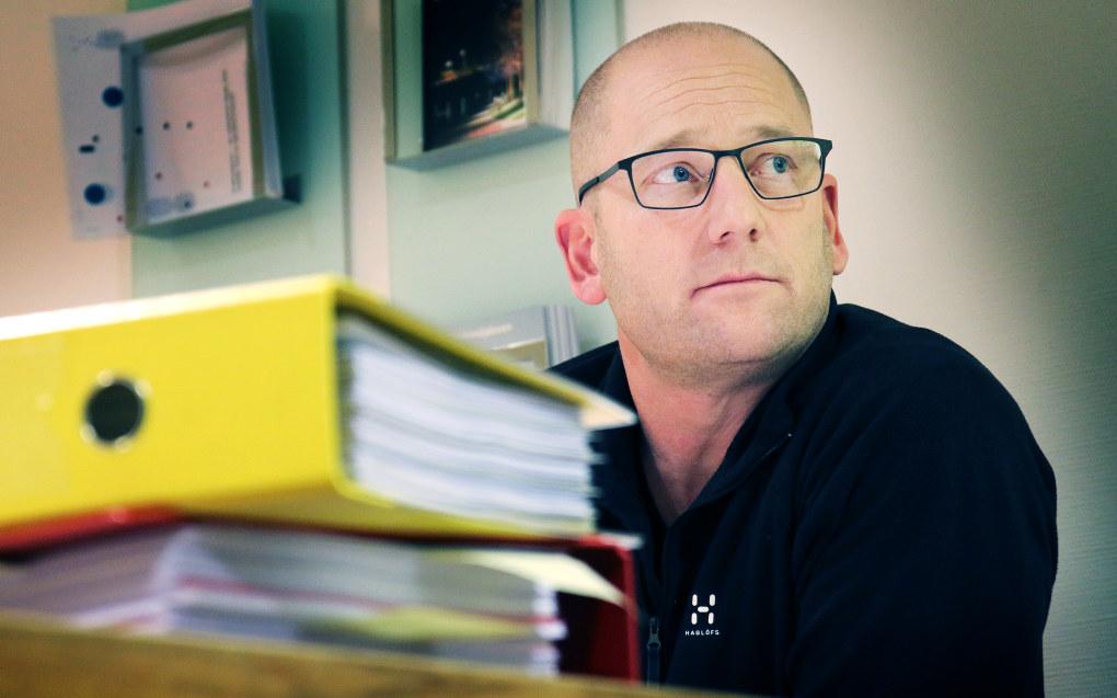 Steffen Handal advarer mot forenklede rangeringer og tiltak i kjølvannet av SSBs skoleundersøkelse. Arkivfoto: Jørgen Jelstad