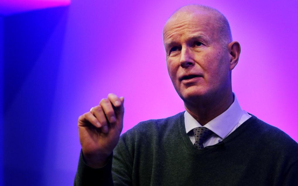 – Det er behov for mer medvirkning fra de unge for å finne løsninger, sier helsedirektør Bjørn Guldvog. Foto: Jørgen Jelstad.