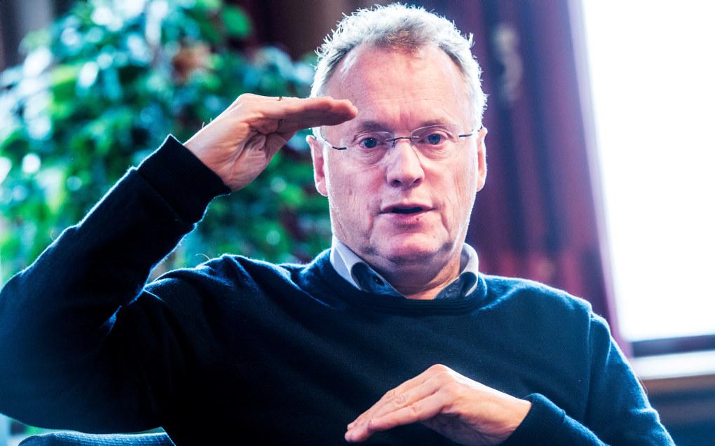 Byrådsleder Raymond Johansen (Ap) vil fjerne kontantstøtten i utvalgte bydeler og bruke pengene på norskopplæring og arbeidstrening. Foto: HELGE MIKALSEN, VG