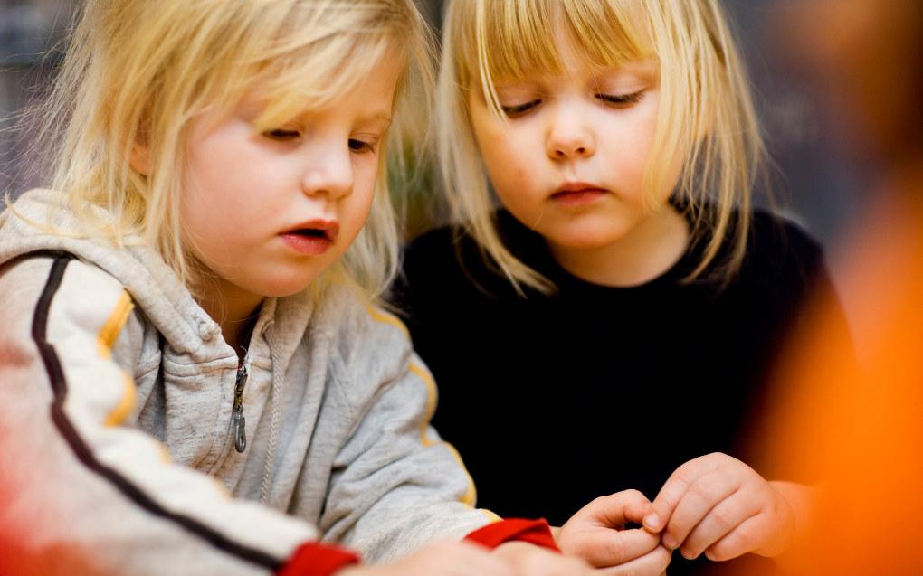 Det har vært mange muligheter til å påvirke forslaget til ny rammeplan for barnehagen, og regjeringen har spilt med åpne kort, fastholder statssekretær Magnus Thue. Ill. foto Bo Mathisen