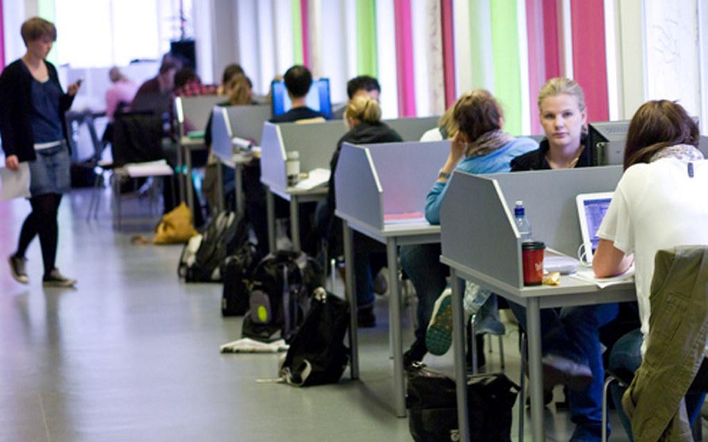 Færre vil bli lærere i grunnskolen. Foto: John Anthony Hughes/HiOA