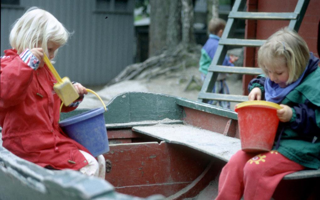Hvor har en fireåring lært at andre mennesker er slitsomme? Hvor har en fireåring lært å himle med øynene over andre mennesker? Forskning om mobbing er entydig; foreldrene er de viktigste rollemodellene, skriver Pia Katarina Halvorsen er daglig leder i Den Blå Appelsin Kanvas-barnehage i Oslo i Første steg. Arkivfoto: Utdanning