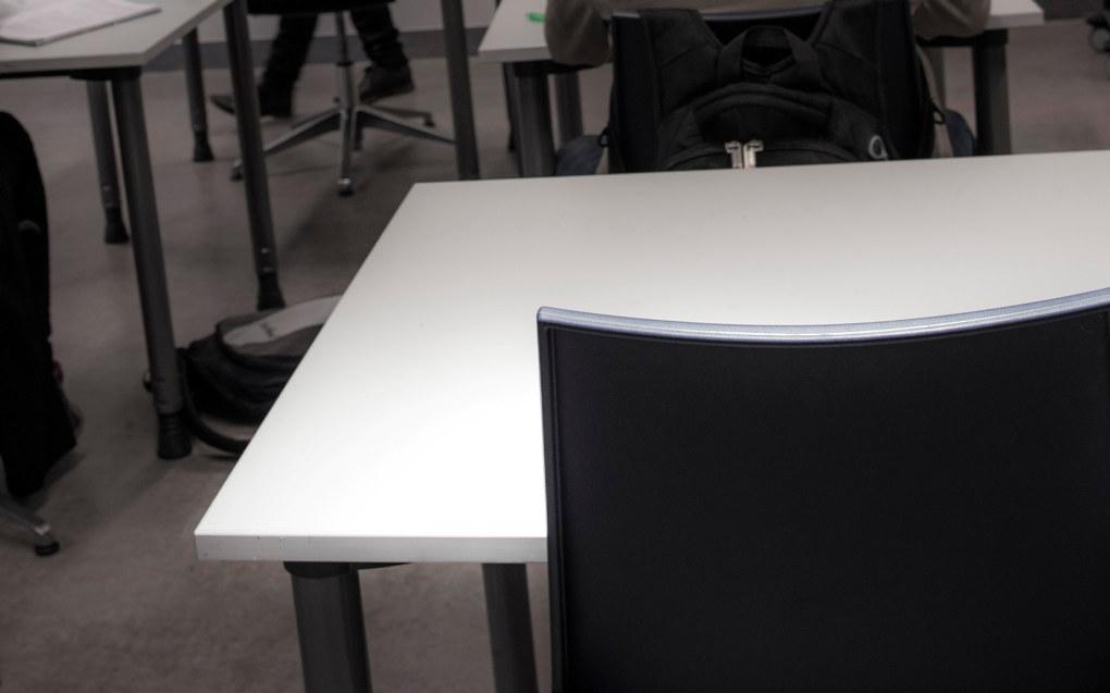 Flere videregående skoler går elevene færre timer enn de har krav på, ifølge Utdanningsforbundet i Buskerud. Foto: Erik M. Sundt
