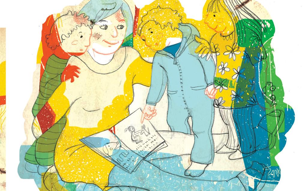 I denne kronikken er intensjonen å rette oppmerksomhet mot barnehagelærere som i tillegg er praksislærere og å styrke rollen som lærerutdanner. Ill.: Tone Lileng | post@tonelileng.no