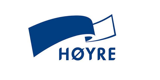 Høyres logo