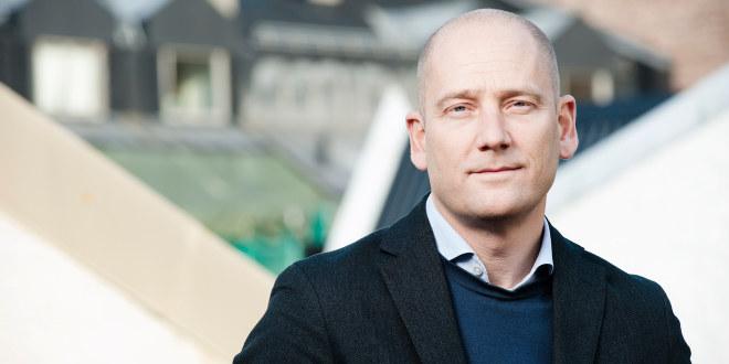 Portrett av Utdanningsforbundets leder Steffen Handal.