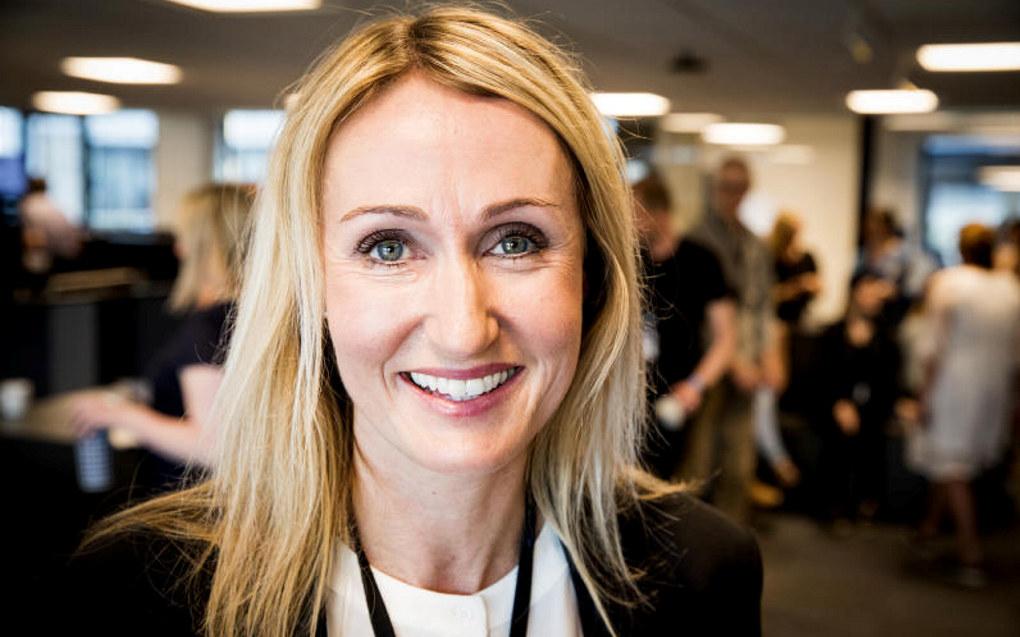 Kirsti Husby er ny ansvarlig redaktør i Adresseavisen. Foto: Morten Antonsen / Adresseavisen