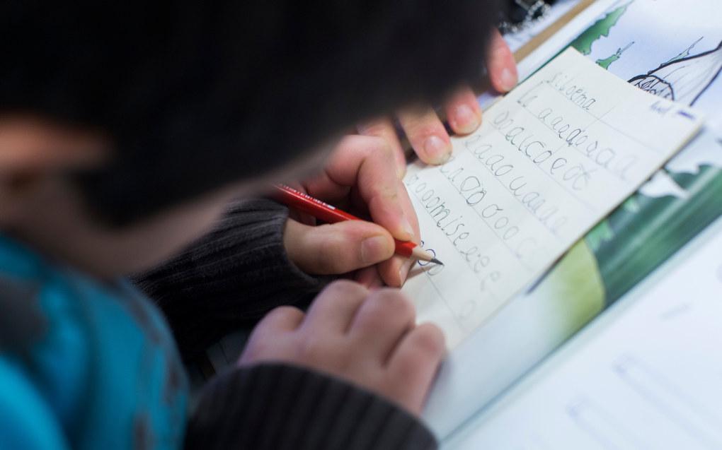 Store elevgrupper i mange klasser rammer er ikke pedagogisk forsvarlig, mener mange lærere. Arkivfoto: Utdanning
