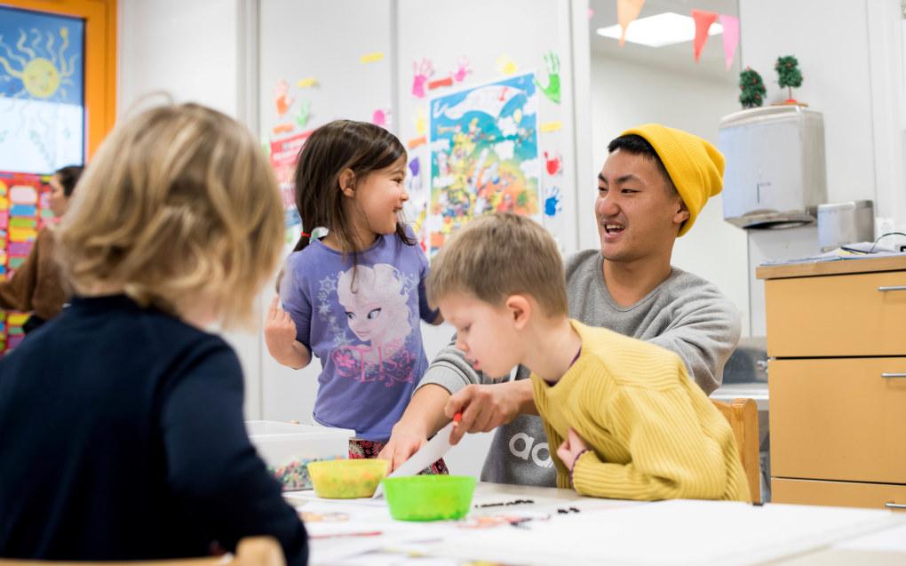 Det bør være en selvfølge at barnehagelærerne får nok tid og grad av frihet til å gjøre jobben sin, skriver Tone Digranes, nestleder i Utdanningsforbundet Bergen. Ill. foto: Lise-Marte Vikse Kallåk