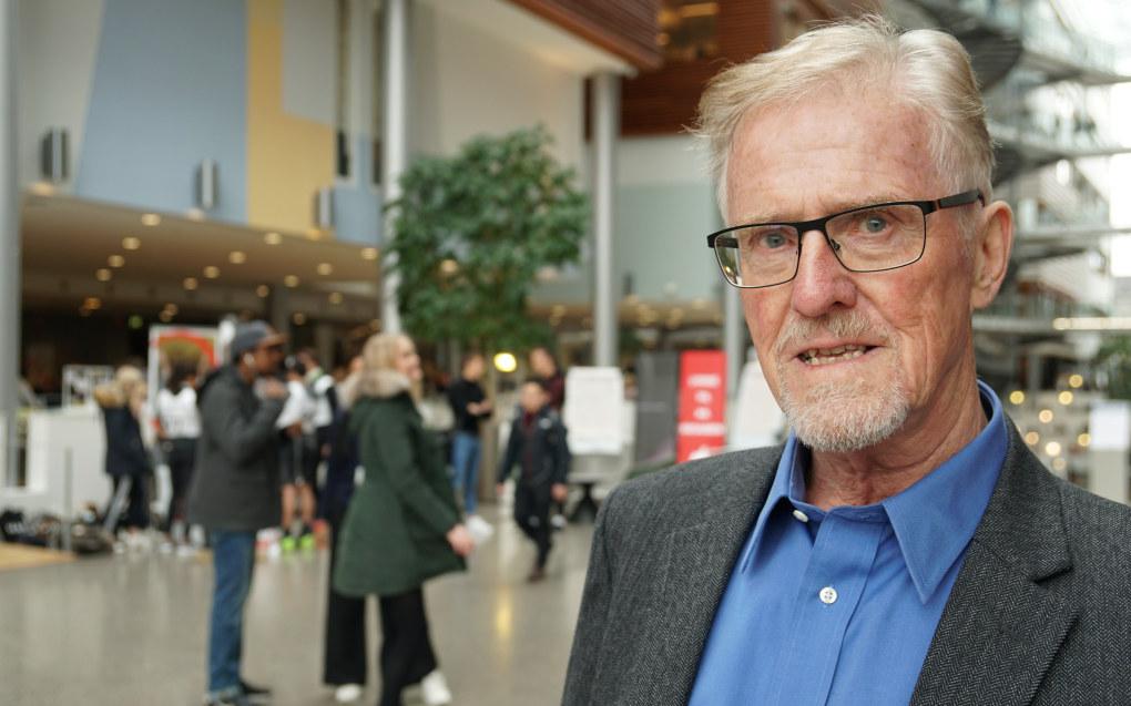 – På ett felt tror jeg R97 utjevnet: barn av innvandrere fikk bedre grep om språket – og det virket tilbake på deres foreldre, sier Gudmund Hernes, tidligere Ap-statsråden og arkitekten bak Reform 97. Arkivfoto: Marianne Ruud
