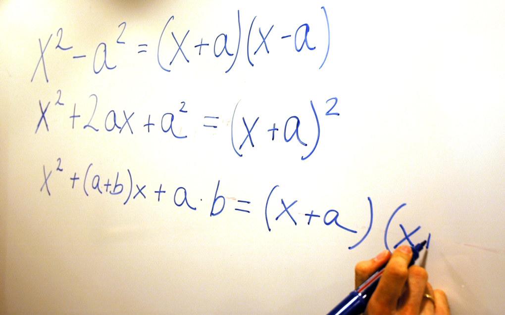 292 av søkerne til lærerutdanning som tok forkurs i matematikk i sommer, strøk på den avgjørende prøven, ifølge tall fra Kunnskapsdepartementet. Illustrasjonsfoto: Lena Opseth