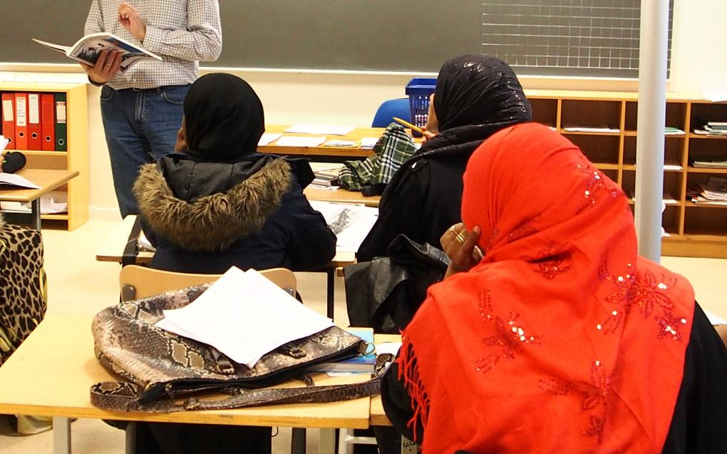 Stadig flere barn av innvandrere fullfører videregående skole. Foto: Nina Bull Jørgensen