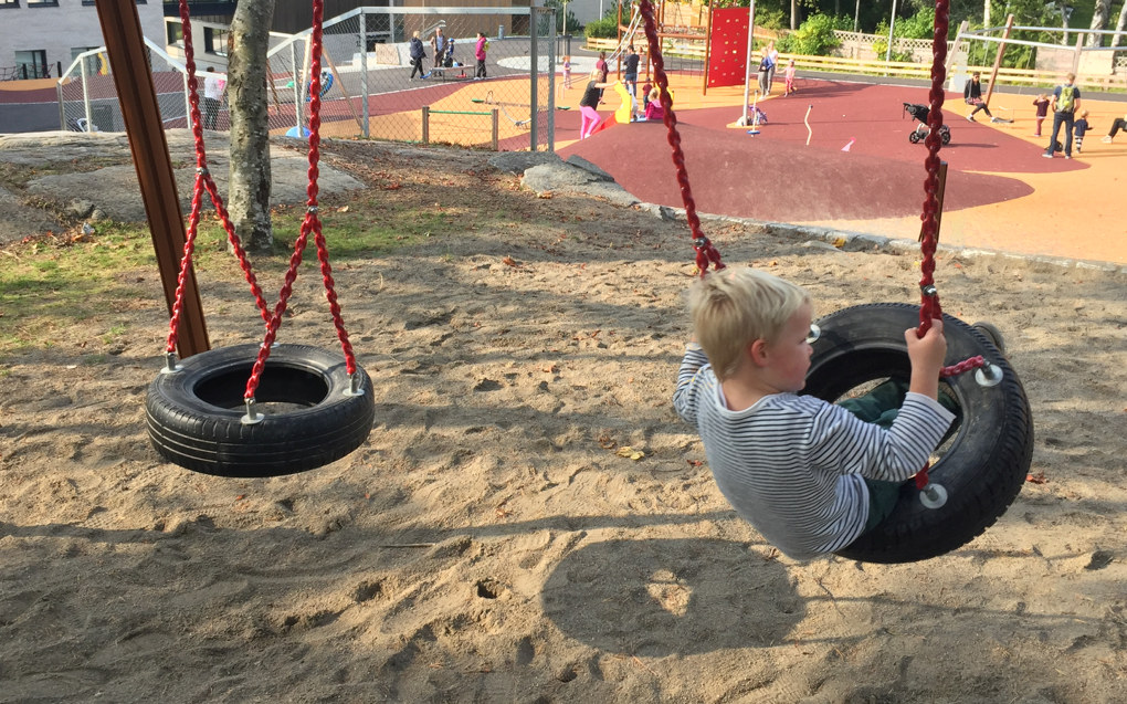 Barnehageprisene har i realiteten gått ned i løpet av de siste åtte årene, ifølge Statistisk sentralbyrå. Foto: Paal Svendsen, Utdanning