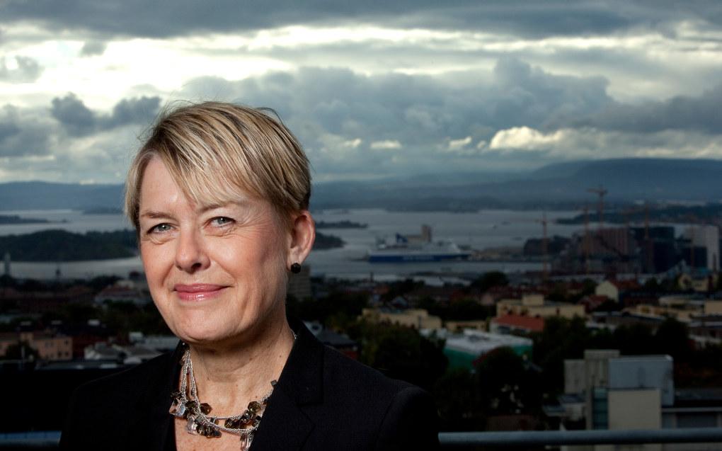 Roar Ulvestad i Utdanningsforbundet i Bergen svarer på kritikken han fekk av Astrid Søgnen etter at han kalte Oslo-skulen eit skrekkabinett. Foto: Tom-Egil Jensen