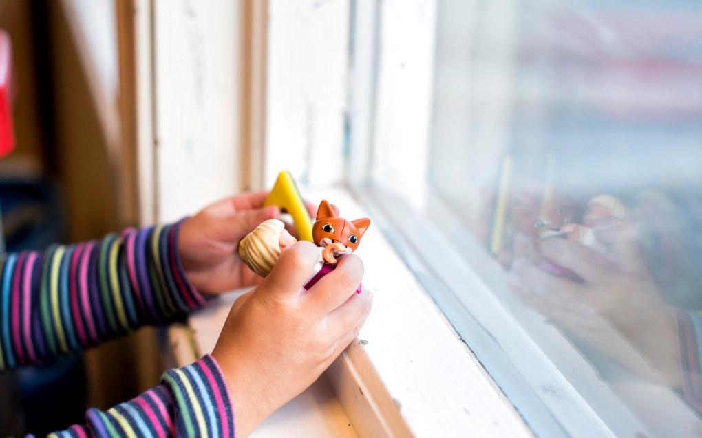 Utdanningsforbundets nestleder Terje Skyvulstad innrømmer at forbundet har en jobb å gjøre for at barnehagelærerne skal få lønnsmessig uttelling for videreutdanningen sin. Illustrasjonsfoto: Erik M. Sundt