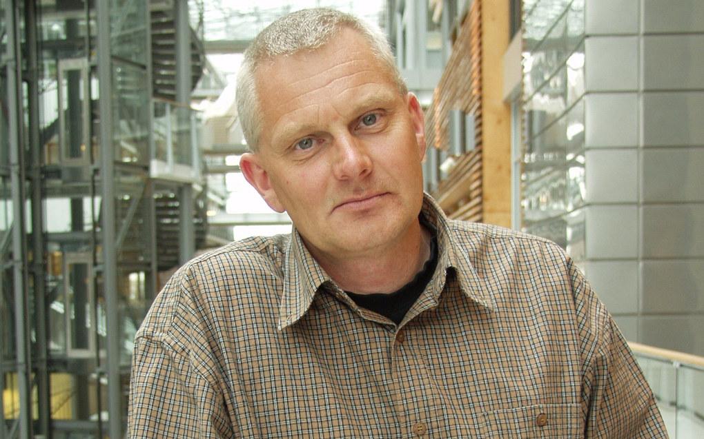 BI-professor Bård Kuvaas. Foto: Ole Alvik
