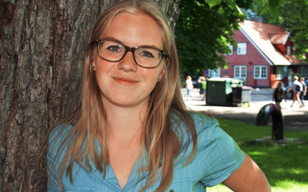 – Det er en etterlengtet satsning på studieplasser, sier Silje Kjørholt, som leder Organisasjon for Norske Fagskolestudenter (ONF).Arkivfoto: Utdanning
