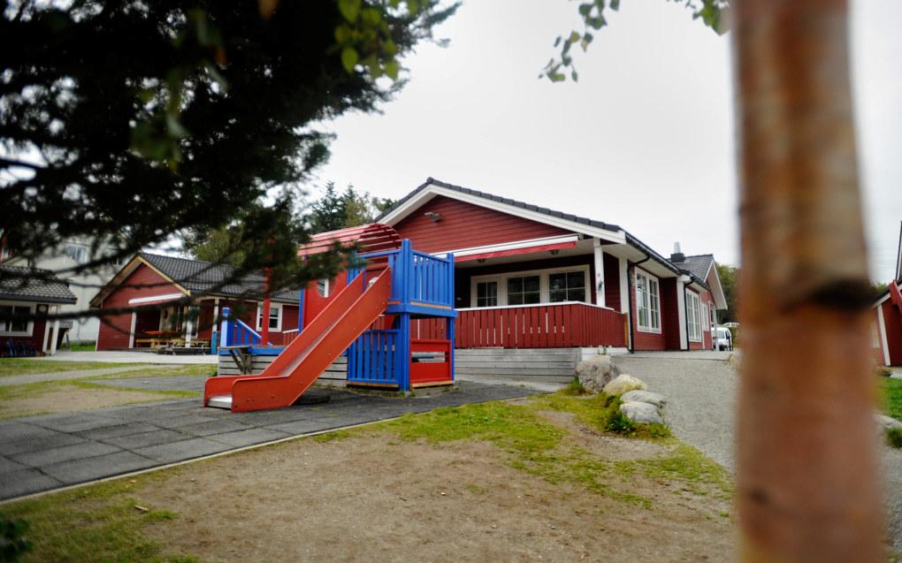 Regjeringen vil øke maksprisen for en barnehageplass. Illustrasjonsfoto: Fridgeir Walderhaug