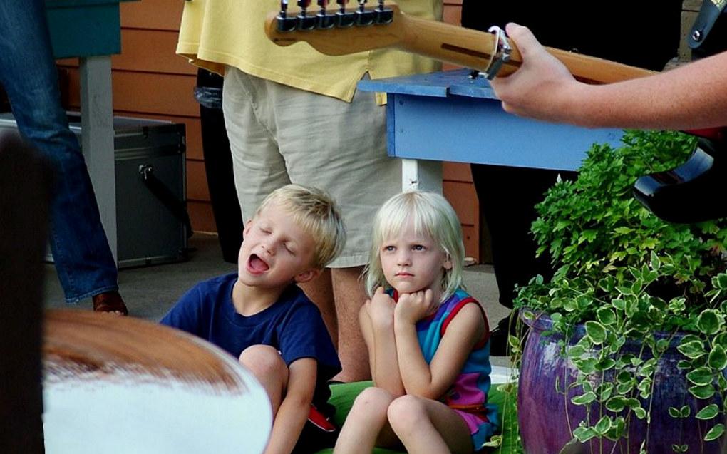 Barnehagebarn i Oslo og Akershus synger stort sett klassiske barnesanger som Bæ, Bæ lille lam og Bjørnen sover, og ingen av låtene på topp 20-listen er fra etter 1990. Ill.foto: Ned Horton, FreeImages