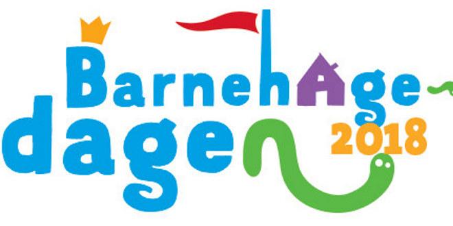 Logo for Barnehagedagen 2018