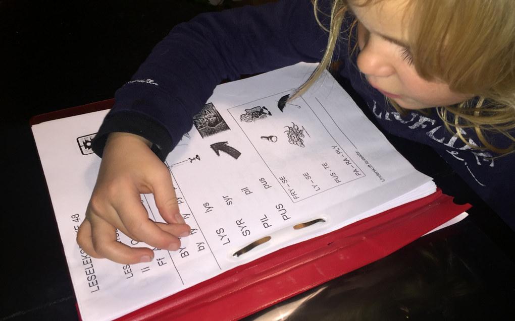 En dansk forsker mener det er på tide å skrote ordet «lekser». Ill.foto: Paal Svendsen