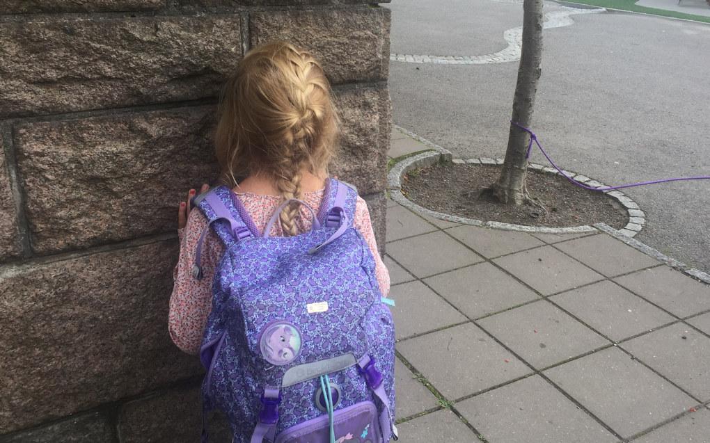 Resultatene fra Elevundersøkelsen 2017 viser at 6,6 prosent av elevene har blitt mobbet to til tre ganger i måneden eller oftere, mot 6,3 prosent året før. Ill. foto: Paal Svendsen