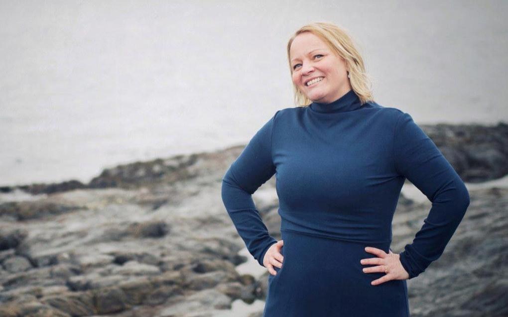 Mona Fagerås er utdanningspolitisk talsperson for SV. Foto: SV