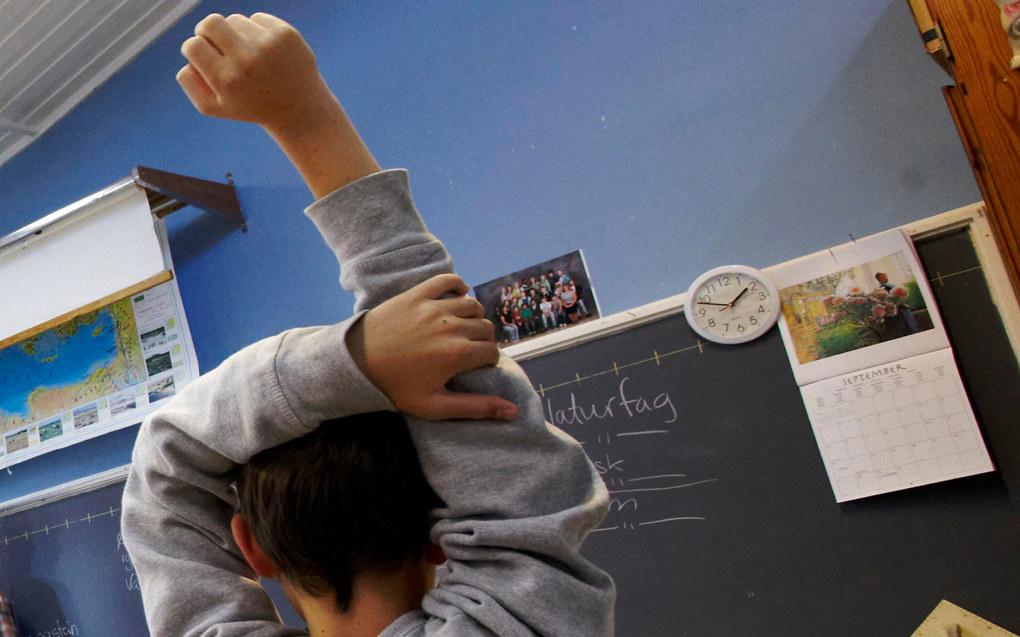 Den nye lærernormen skal kun regulere den samlede lærertettheten på 1.–4. trinn på hver skole, den skal ikke stille krav til den faktiske gruppestørrelsen i hver enkelt time eller undervisningssituasjon. Arkivfoto: Erik M. Sundt