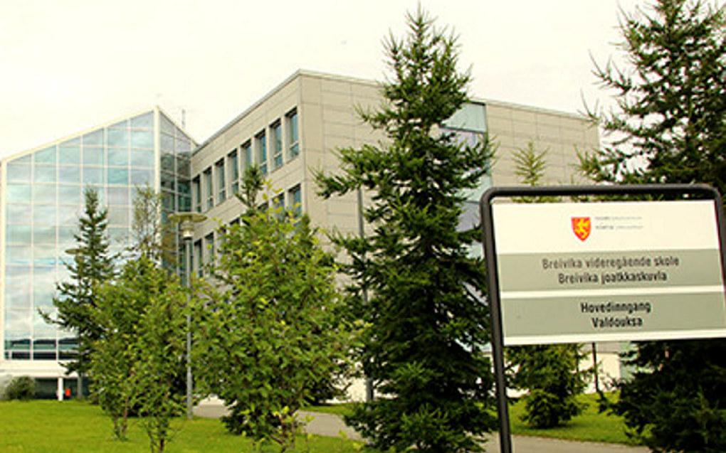 Ishavsbyen videregående skole har to studiesteder som begge ligger i Tromsø. Foto: AnnMa Espe, Wikipedia