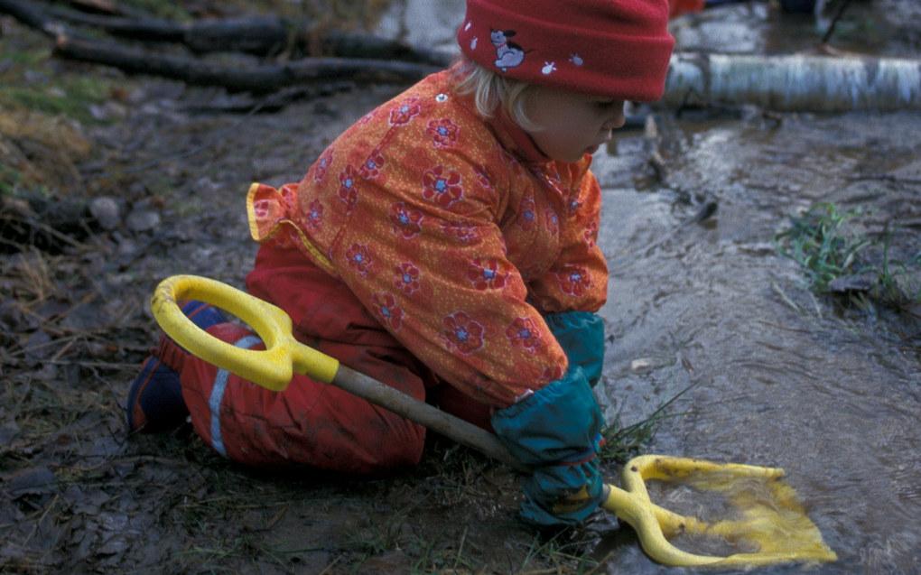 2200 færre barn var på venteliste for å få barnehageplass ved nyttår enn året før. Arkivfoto: Utdanning