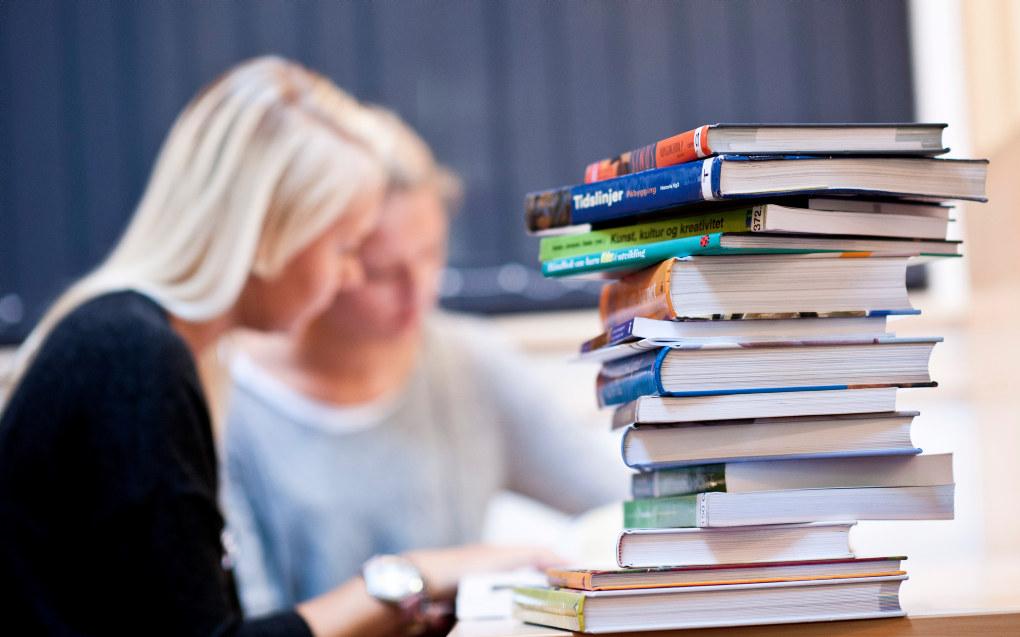 17. april er høringsfristen for hva som skal være det sentrale i de nye fagene i skolen. Ill. foto Erik M. Sundt
