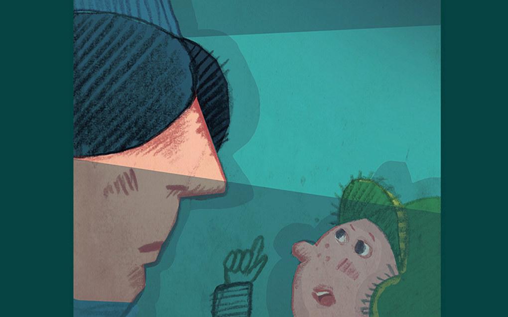 Utdanning til fritidspedagog er det norske utdanningssystemets blindflekk, skriver Trond Hofvind. Ill.: Tone Lileng | post@tonelileng.no