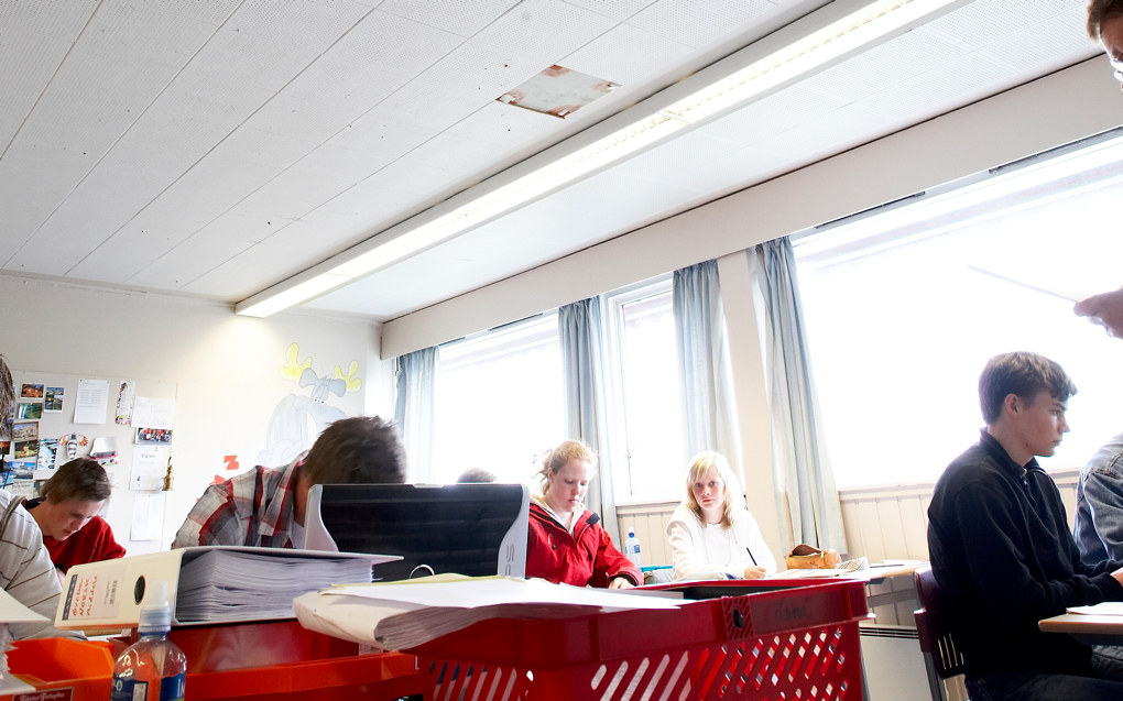 Eksamen i den norske videregående skolen er dyr og upålitelig, slår flere eksperter fast.  Arkivfoto: Utdanning