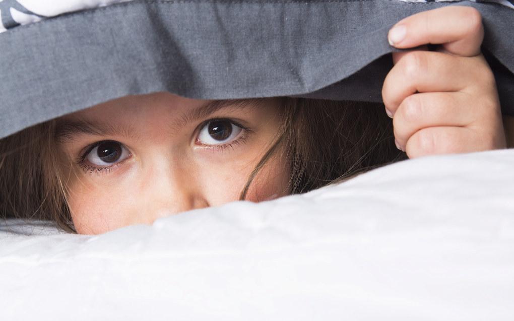 De gangene Maria ble redd og fikk panikkangst hjalp de voksne henne med å være i følelsen sammen med henne. De anerkjente følelsene ved å si «jeg ser du er redd nå, men jeg skal sitte her sammen med deg helt til du ikke redd lenger». Slik hjalp de henne til å stå i følelsene og forstå at følelsen vil forsvinne igjen. Illustrasjon: Fotolia.com