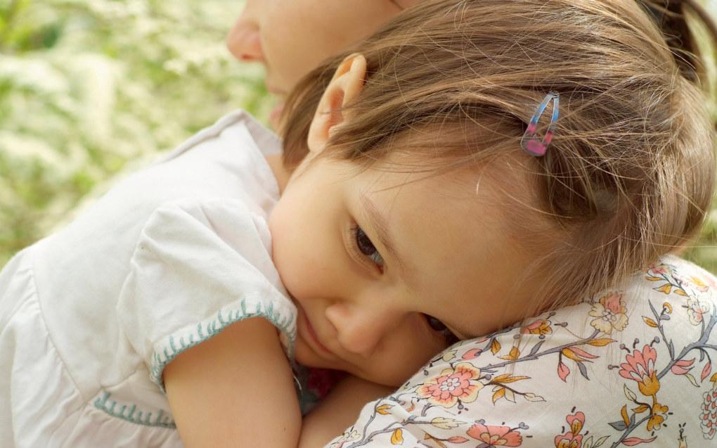 Lengre tilvenninger kan gi fornøyde små med lavt stressnivå, mener Therese Halle Isene. Illustrasjon:Fotolia.com