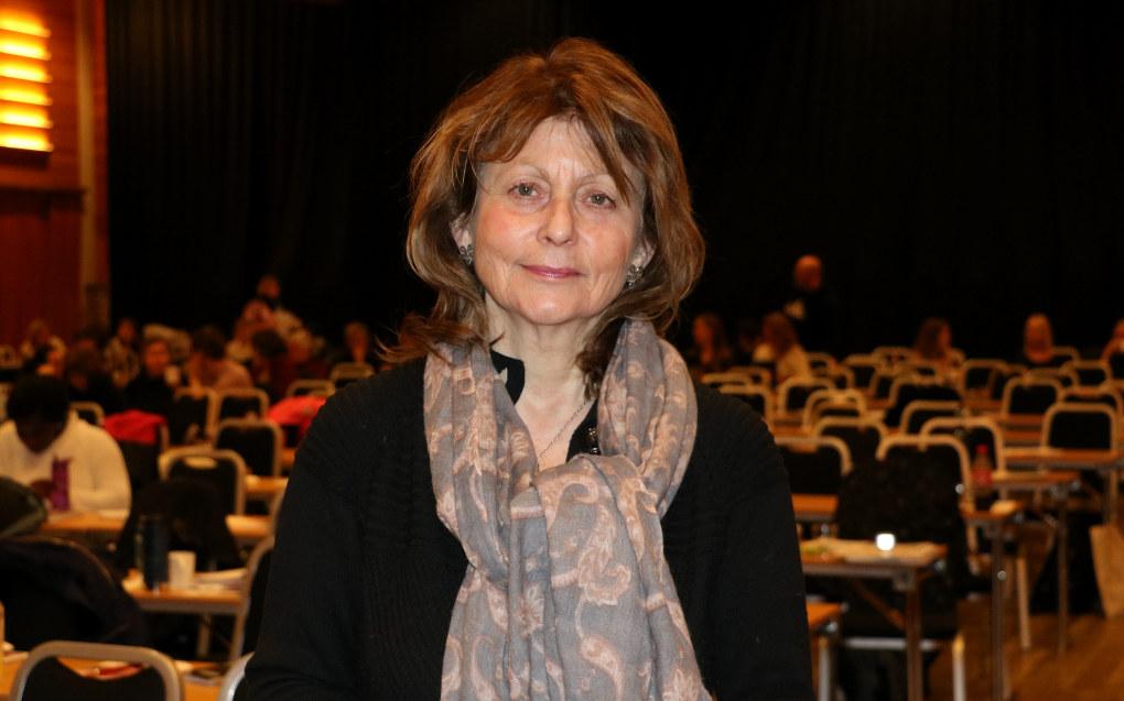 Professor Bente Hagtvet ved Universitetet i Oslo mener systematisk observasjon med et godt verktøy kan gi informasjon om barns språkferdigheter som et faglig skjønn ikke fanger opp.Foto: Line Fredheim Storvik