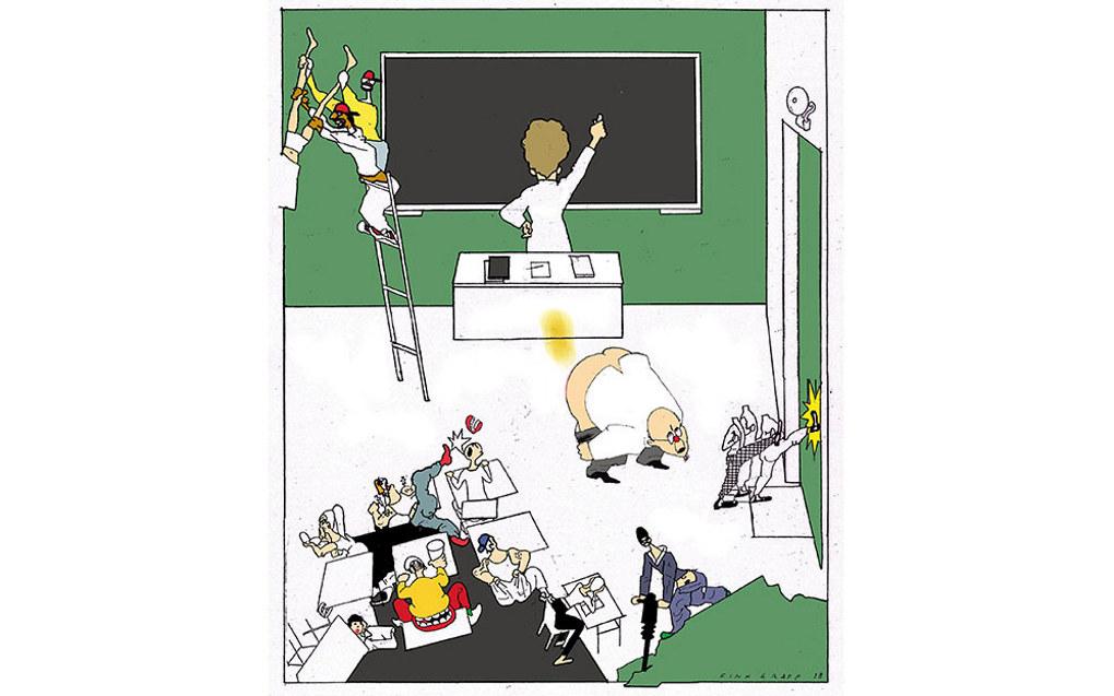 – Elever rapporterer om at uro i skolen er et utbredt problem og at lærere strever med å håndtere det. Likevel er det oppsiktsvekkende lite forskning om uro i norske klasseromoppmerksomhet, sier universitetslektor Magnar Ødegård ved Institutt for spesialpedagogikk ved Universitetet i Oslo.