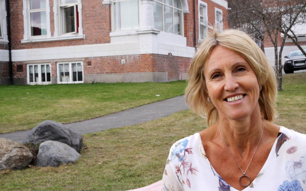 Mona Røsseland har fulgt det norsk-canadiske samarbeidsprosjektet om matematikkundervisning tett. Et viktig resultat er at man har klart å involvere og samarbeide med elevene på nye måter. Foto: Tore Brøyn/Bedre Skole