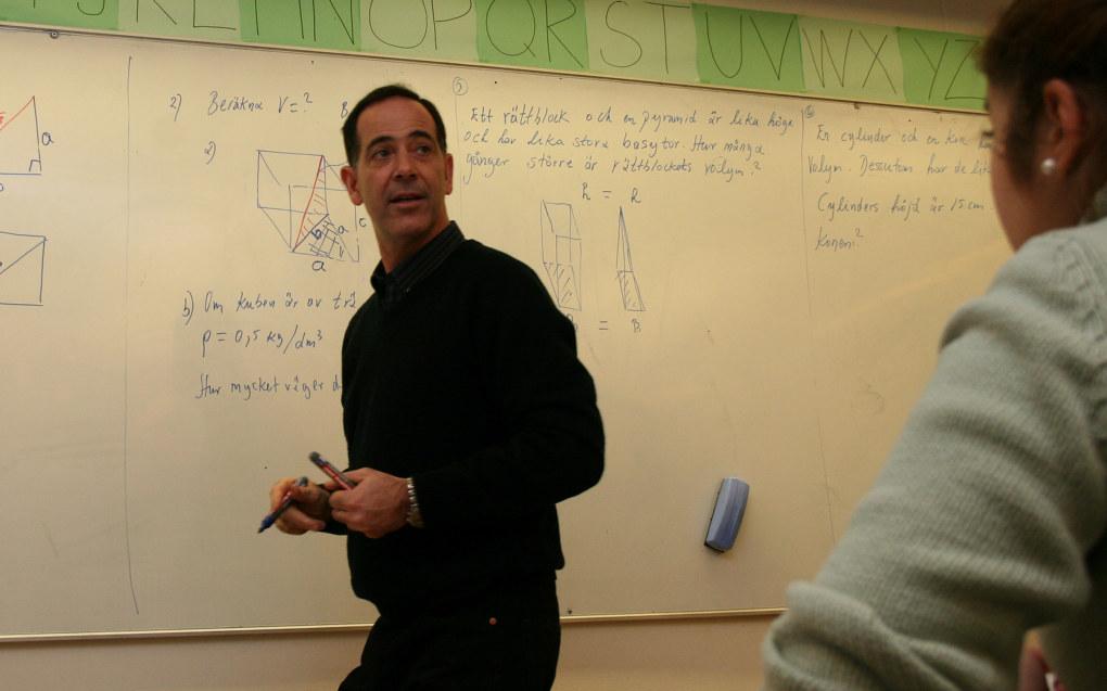 Grunnskolelærere i Stockholms-området tjener i gjennomsnitt flere tusen kroner mer  i måneden enn kollegene i resten av landet. Ill. foto: Jørgen Jelstad