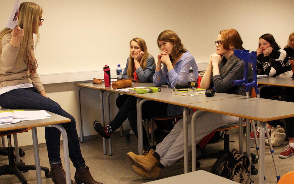 Nesten ni av ti elever på studieforberedende utdanningsprogram har fullført etter fem år. Ill. foto: John Roald Pettersen