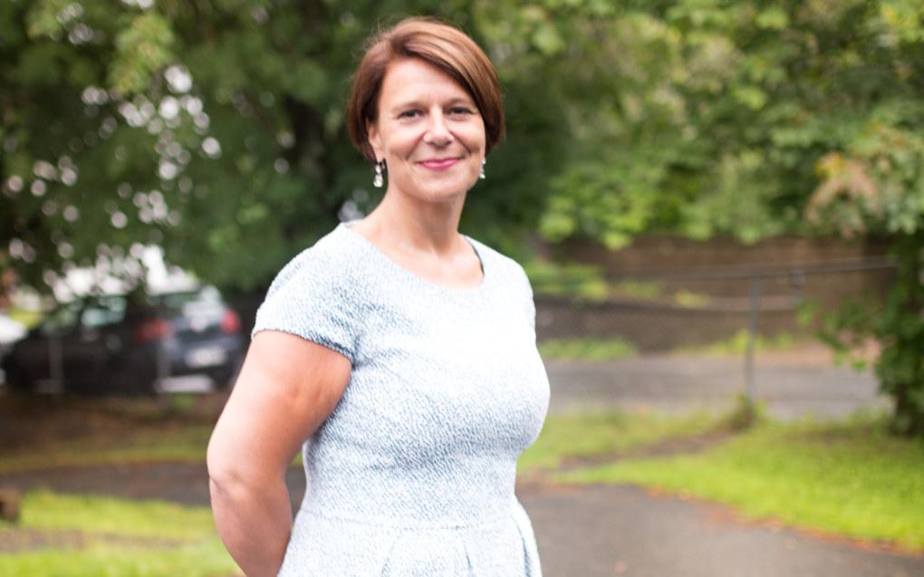 Tone Tellevik Dahl (Ap) var byråd for oppvekst og kunnskap fram til desember i fjor. I ett debattinnlegg beskriver hun samarbeidet som godt, i et annet som krevende. Arkivfoto: Hans Skjong
