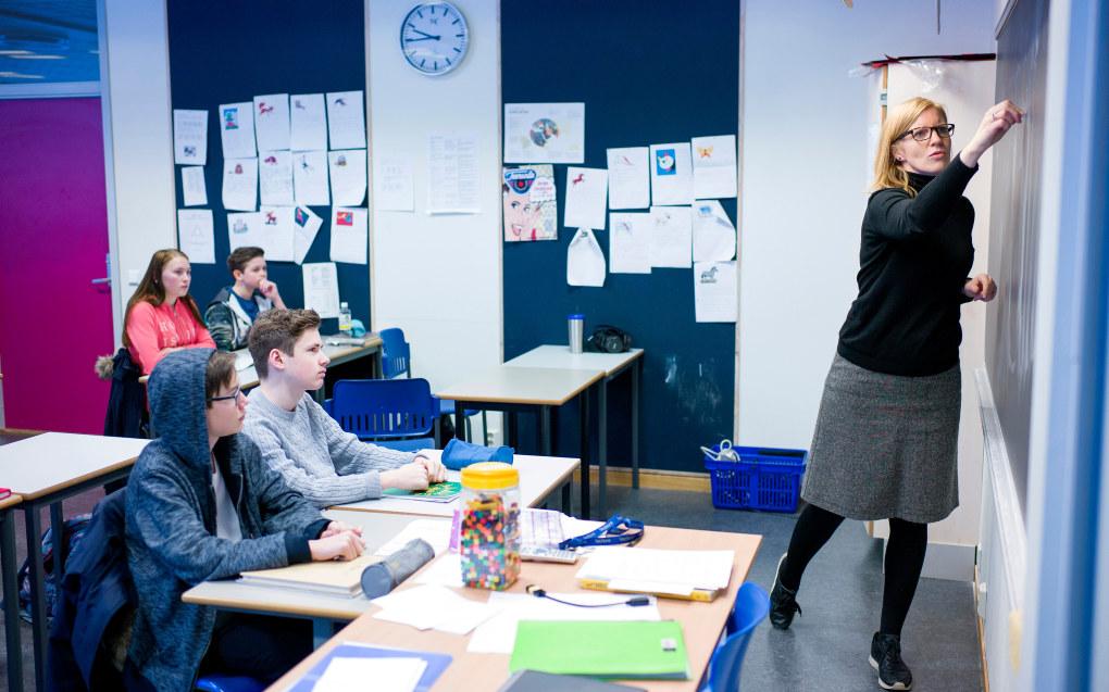 Lærerspesialister ble innført i 2015. Nå vil regjeringen utvide ordningen og gi disse lærerne høyere lønn. Ill. foto: Erik M. Sundt