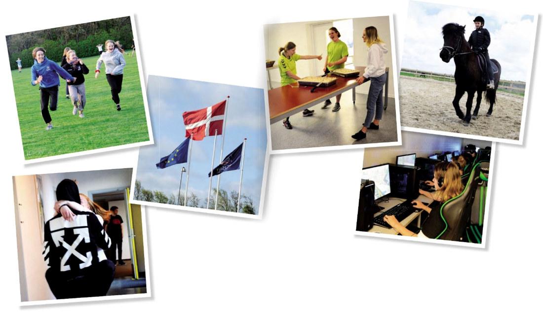 35.000 danske elever tar et ekstra grunnskoleår samlet sett. Da er tall fra efterskolene og de som går på kommunale 10.-klasse skoler tatt med. Foto: Kari Oliv Vedvik