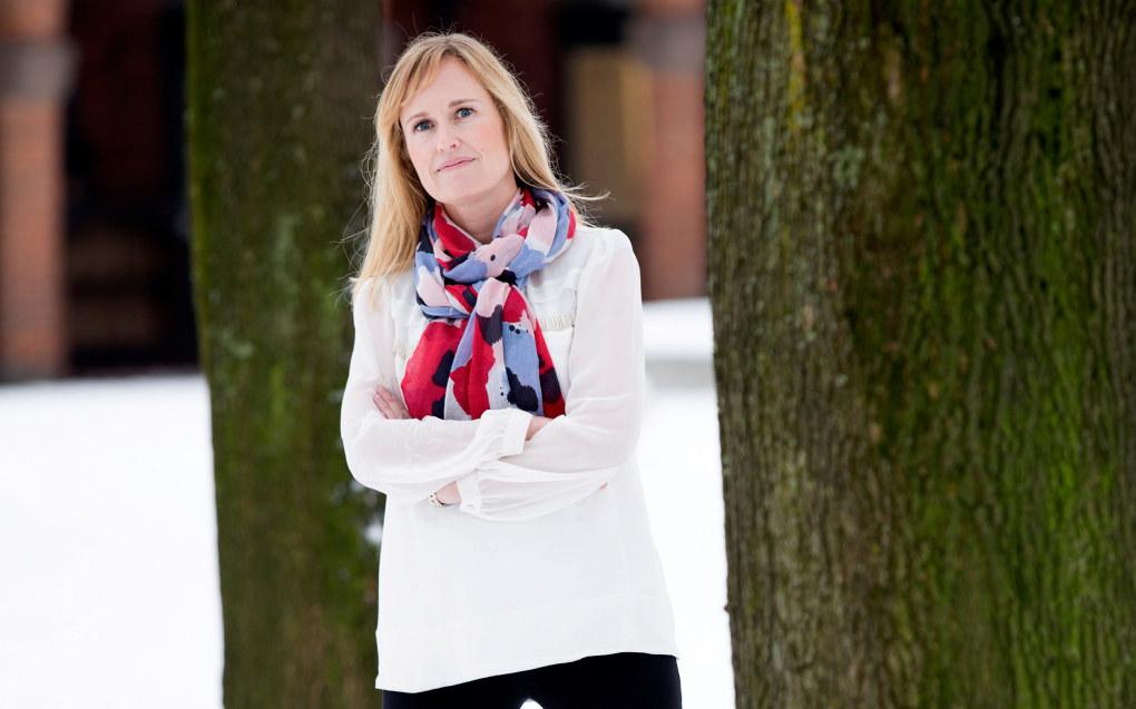– Vi støtter de ansatte fullt og helt i denne saken, sier PBL-direktør Anne Lindboe. Arkivfoto: Tom-Egil Jensen.