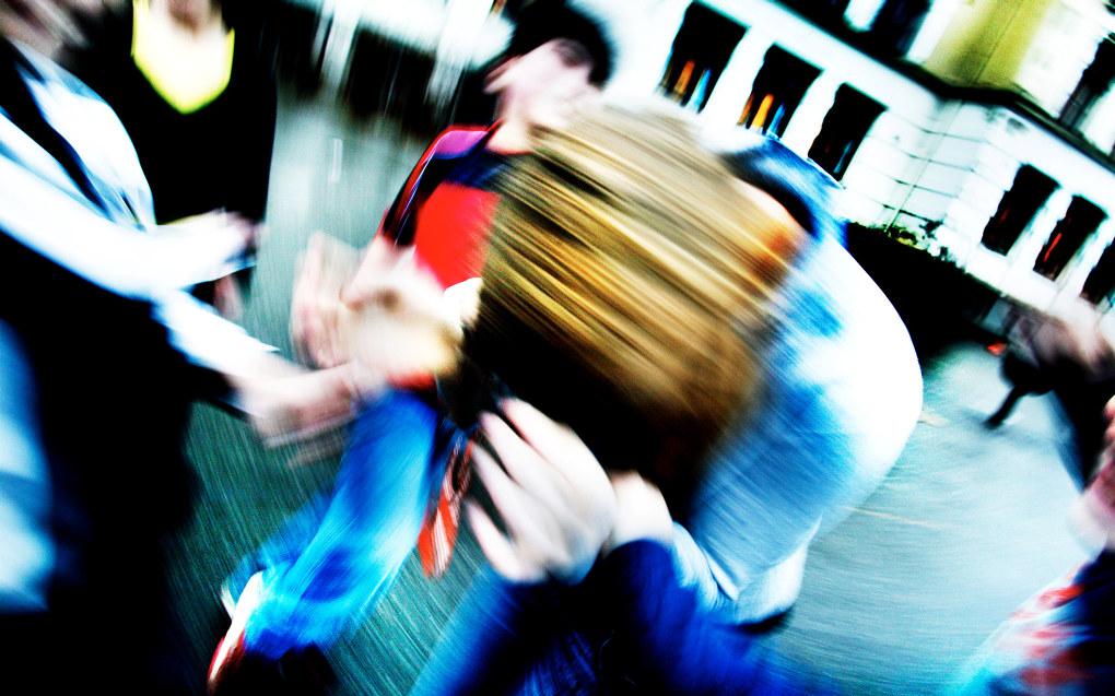 Anmeldelsene om fysisk vold i skolen øker og seksuell trakassering blir mer og mer vanlig, ifølge Lärarnas riksförbund. Ill.foto: Bo Mathisen