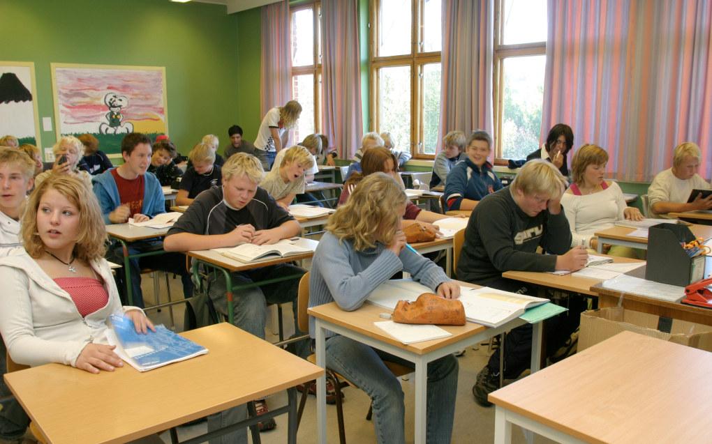 Færre elever enn før tas ut av klassen for å få spesialundervisning, ifølge Utdanningsdirektoratet. Ill. foto: Anne Lise Flavik
