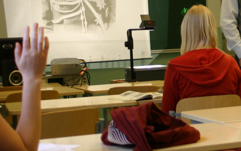 I stedet for å sende skolesvake elever fra ungdomsskolen til videregående skole, vil kunnskapsminister Jan Tore Sanner tilby dem et 11. skoleår. Arkivfoto: Utdanning