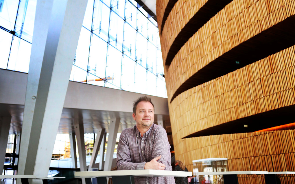 Styreleder i PBL, Eirik Huseby, eier en barnehage som har fått tilbakebetalingskrav grunnet for lav bemanning. Arkivfoto: Hans Skjong.