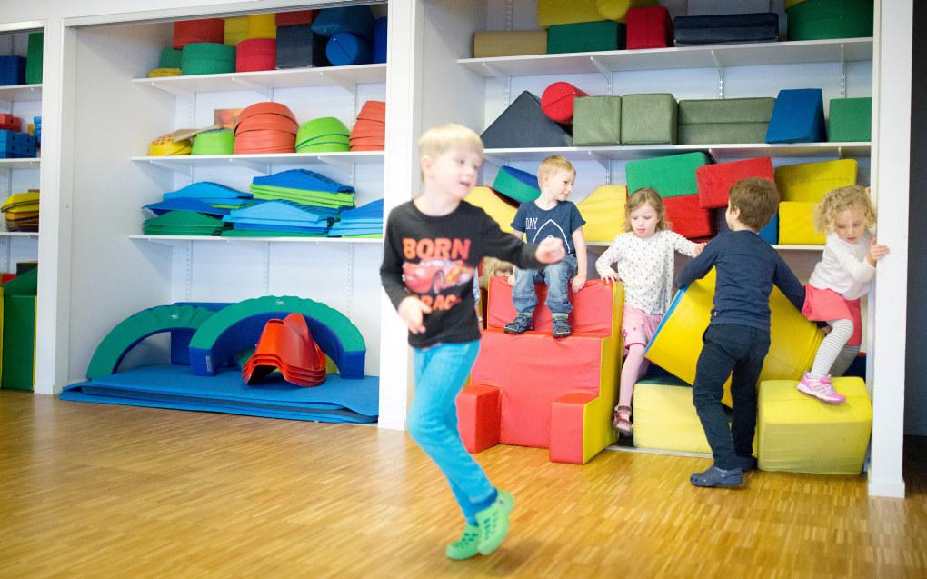 Hver barnehagestyrer i Oslo har fått ansvar for flere barn og flere ansatte siden 2008, viser en ny kartlegging. Illustrasjonsfoto: Hans Skjong