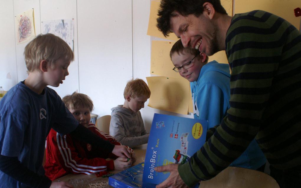 Kunnskapsdepartementet vil ha en gjennomgang av tiltakene for elever med stort læringspotensial. Bildet er fra Atheneskolen for begavede barn i Gladsaxe i Danmark. Arkivfoto: Anna Bjørshol
